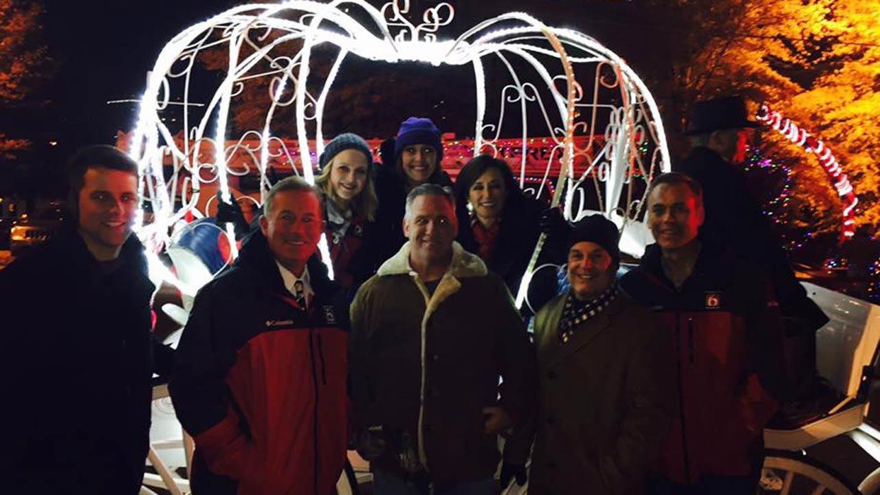 Join News On 6 For Christmas Parades Around NE Oklahoma