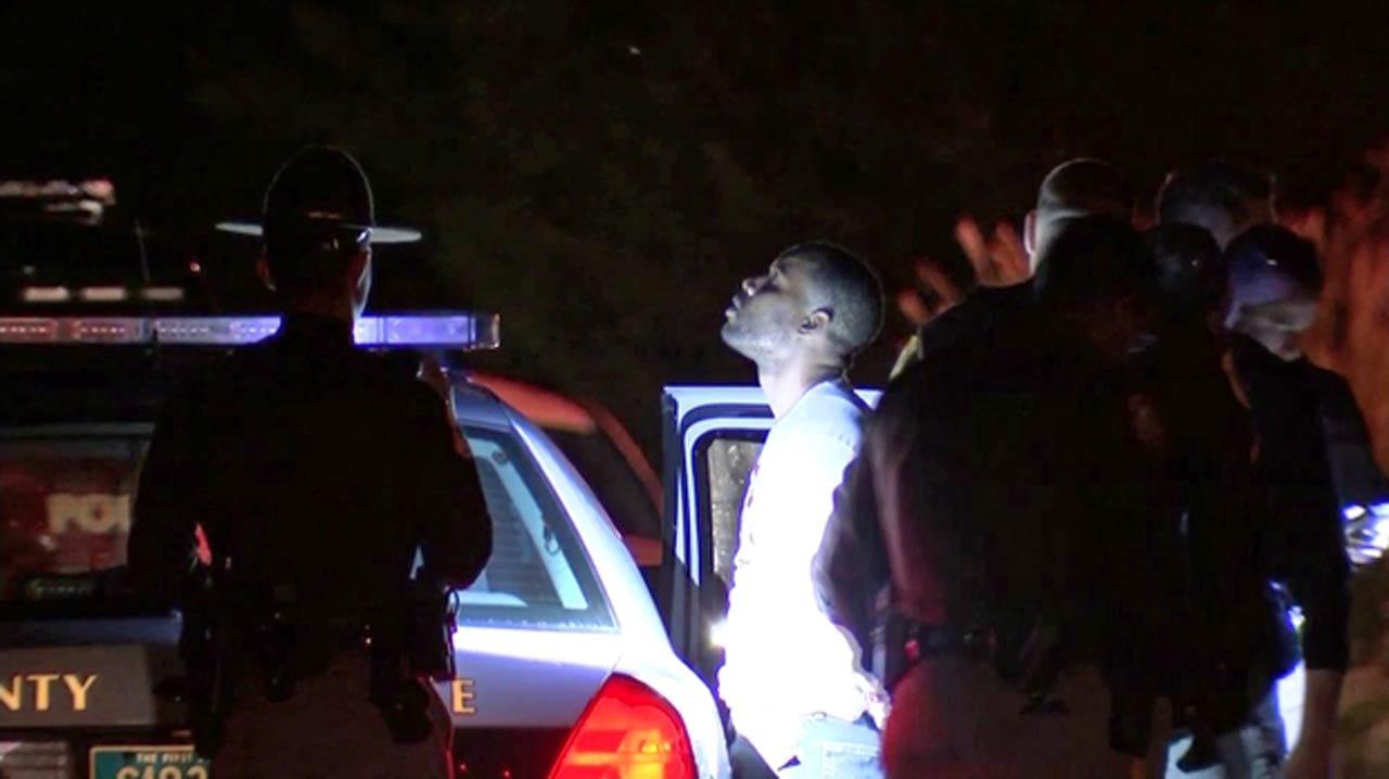 Maryland Shooting Suspect In Police Custody