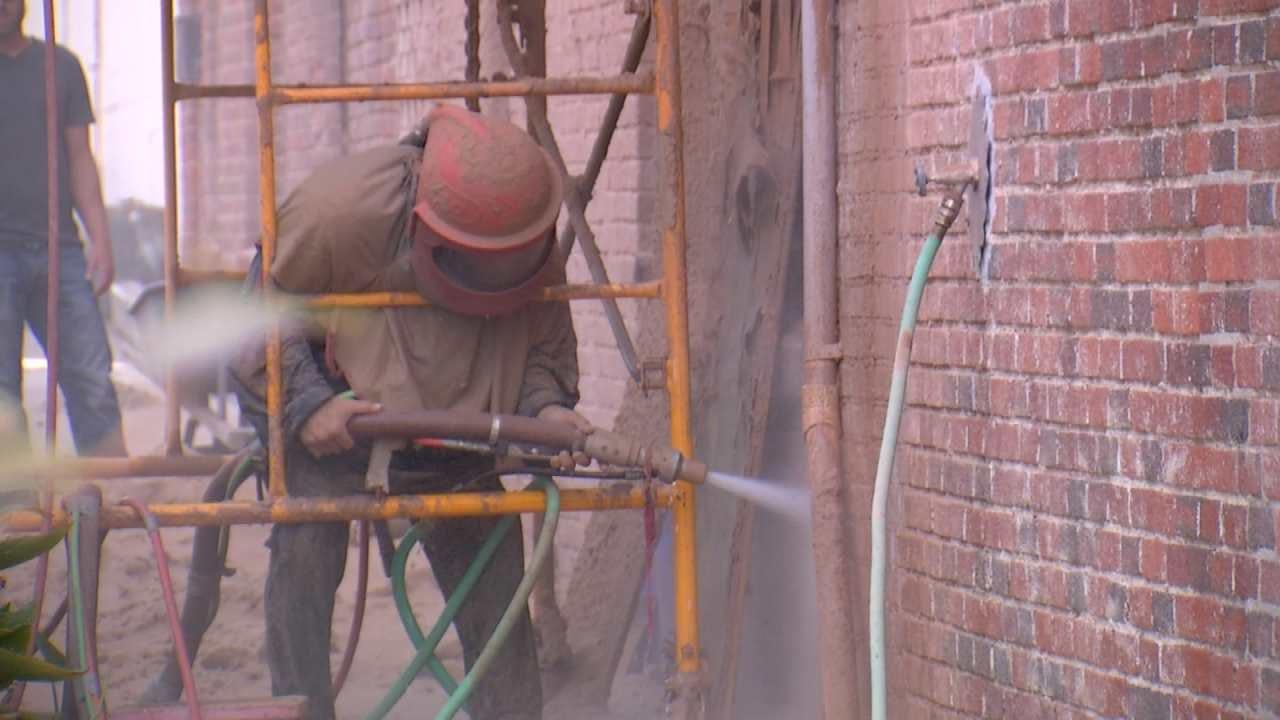 Renovation Underway In Tulsa's Studio Row