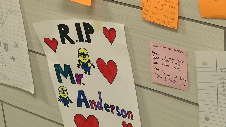 Students Mourn Loss Of Broken Arrow Teacher
