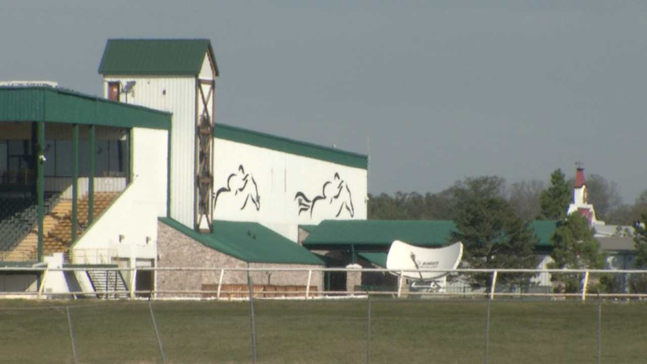 Woman Fatally Kicked By Horse At Will Rogers Downs