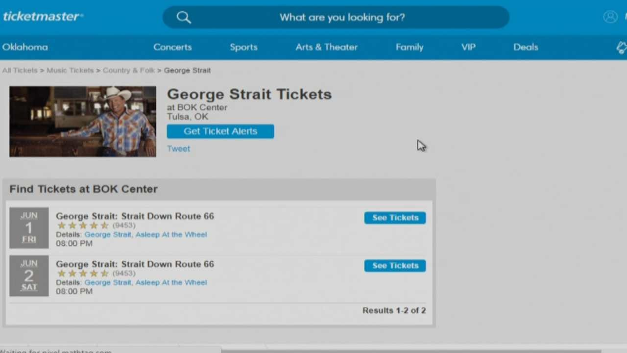 George Strait Concert Only 1 of 3 Nationwide, Tickets Still Available