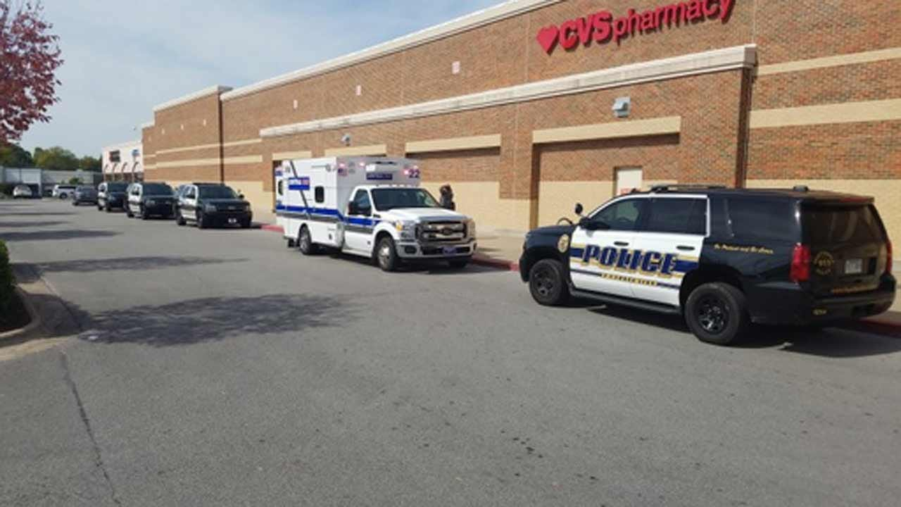 Mom Leaves Baby In Target Shopping Cart