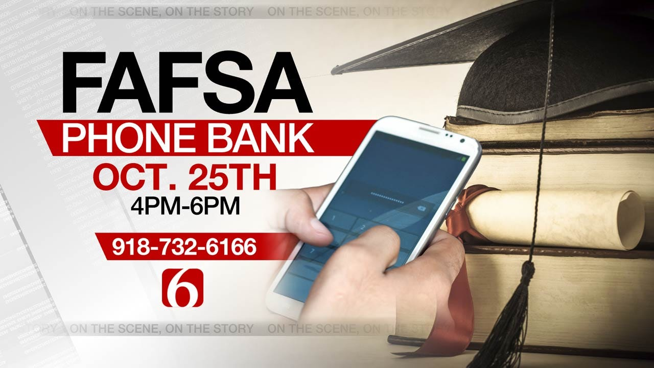 News On 6 To Host FAFSA Phone Bank