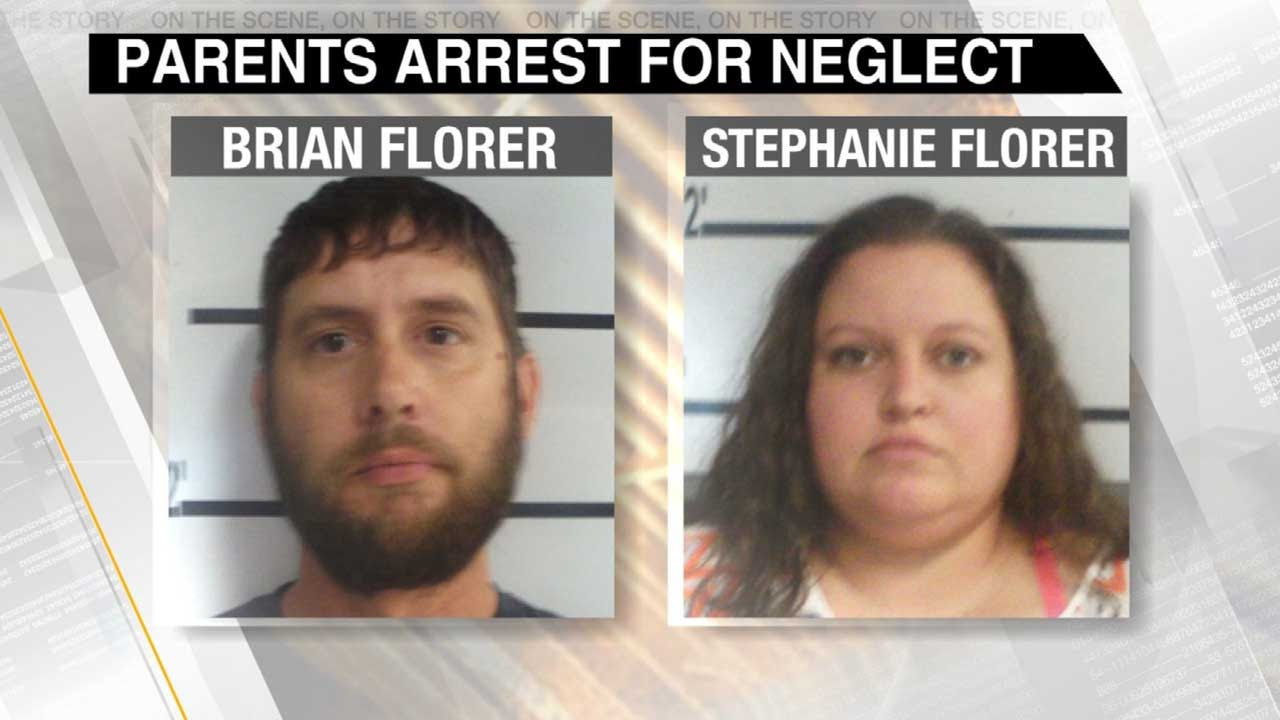 Prosecutors: Revoke Bond For Jay Parents Accused Of Abusing Teen Daughter