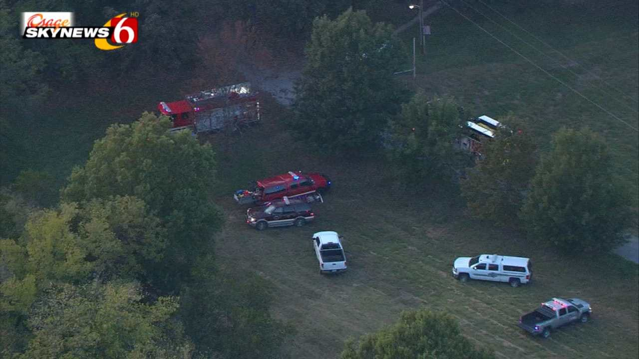 Woman Injured In 50 Foot Fall In Rogers County