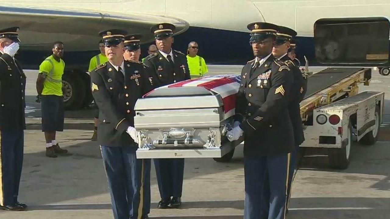Members Of Congress Demand Answers In Deadly Niger Ambush