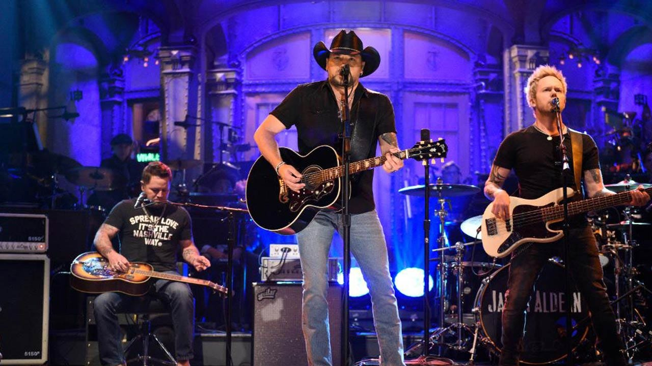 "Jason Aldean Releases ""I Won't Back Down"" For Charity"
