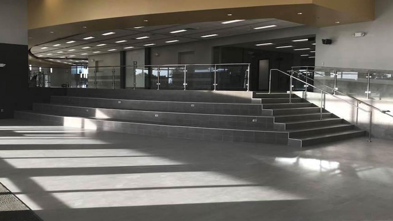 New Addition At Broken Arrow High School Opens Monday
