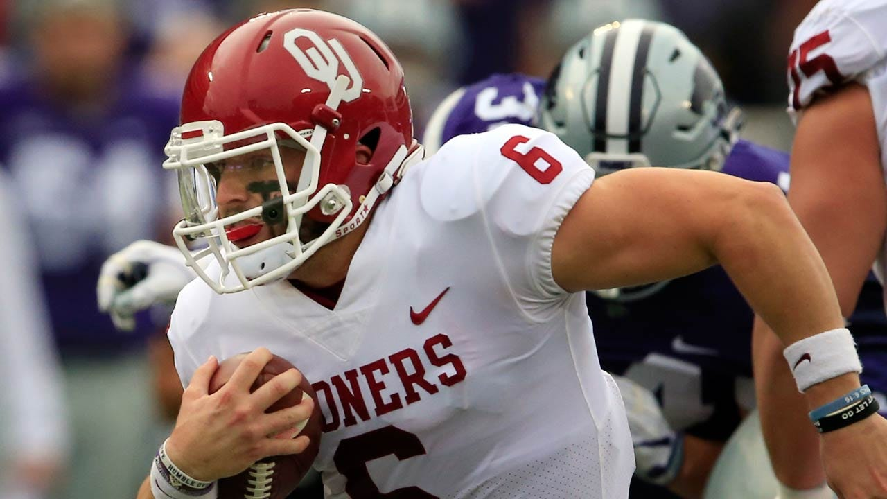 OU: Mayfield Named Big 12 Offensive Player Of The Week