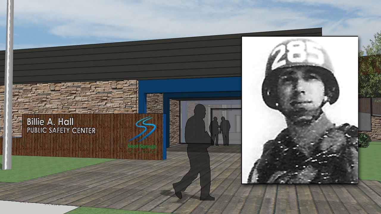Sand Springs War Hero To Be Honored At City Council