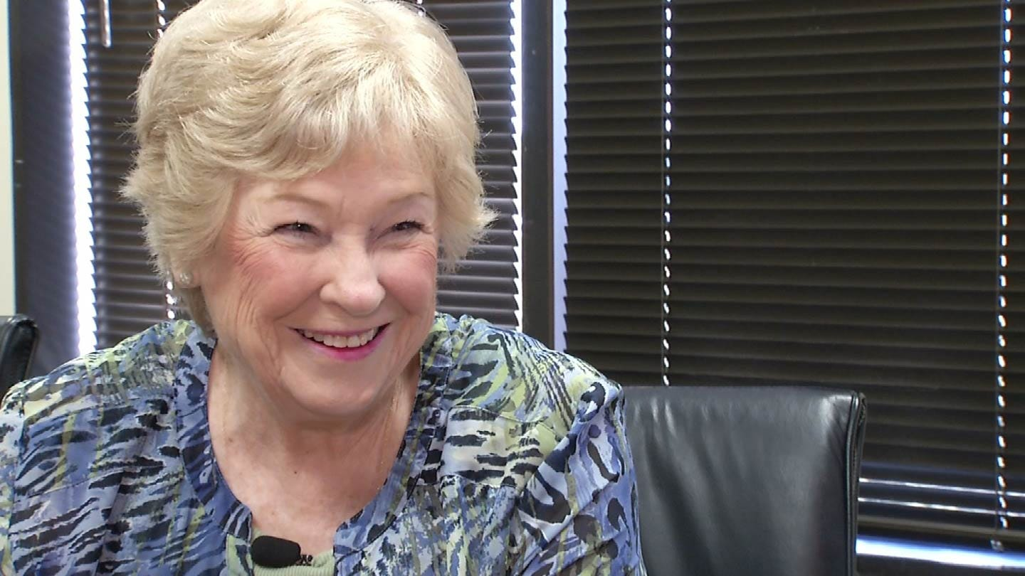 Bank Of Oklahoma Celebrates Employee's 50 Years On The Job
