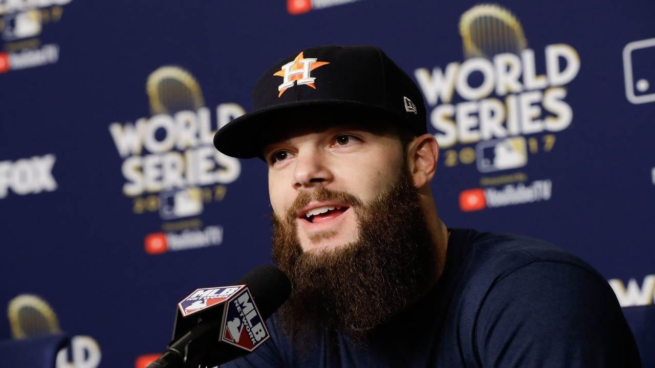 Former Bishop Kelley Standout Dallas Keuchel Ready For World Series