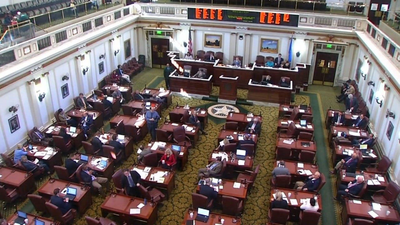 Oklahoma Closer To Passing Budget, Fixing $215 Million Deficit