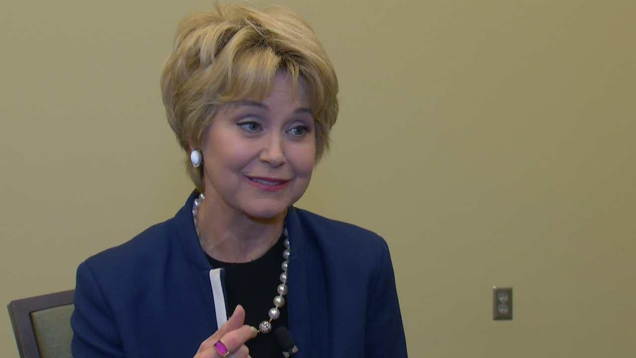 One On One With Jane Pauley