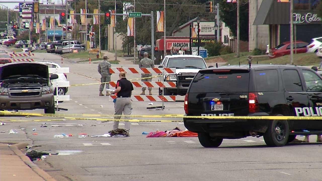 OSU Homecoming Parade Crash Survivor Reflects On Tragic Day