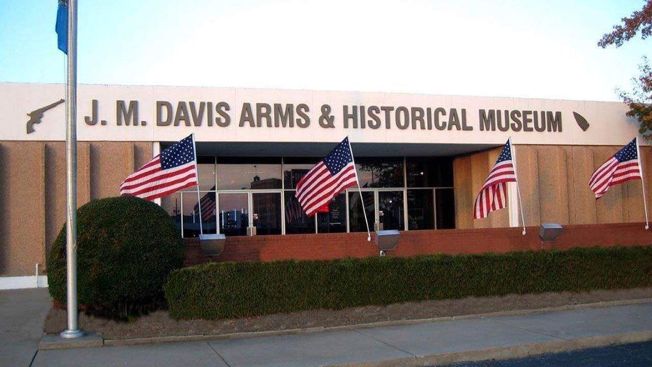 Settlement Reached In Lawsuit Over J.M. Davis Gun Museum In Claremore
