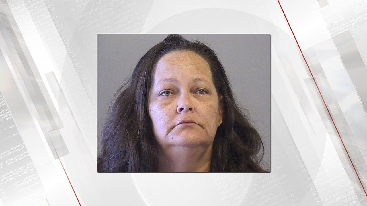 Tulsa Woman Arrested For Permitting Child Abuse