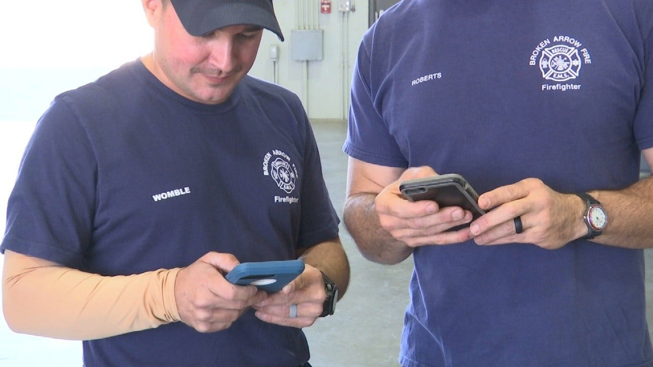 Broken Arrow To Launch Life-Saving Mobile App
