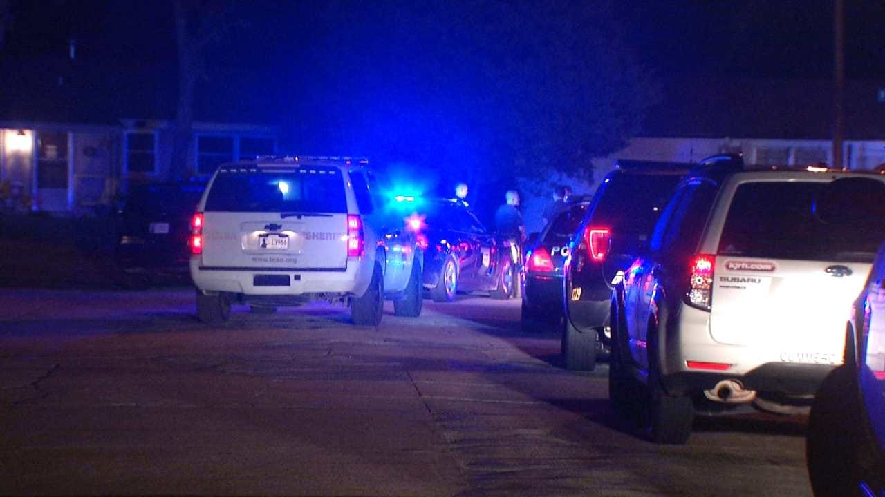 Driver Tased At End Of Tulsa To Broken Arrow Chase