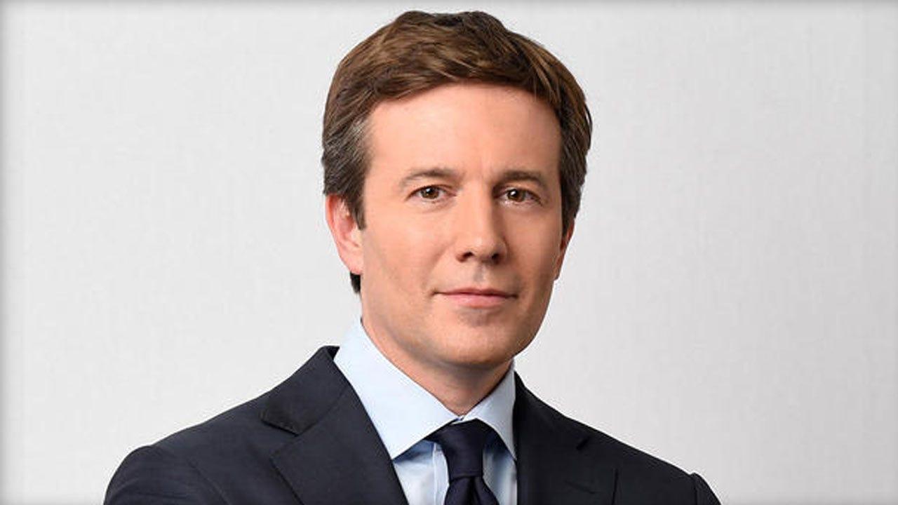Jeff Glor Named Anchor Of CBS Evening News