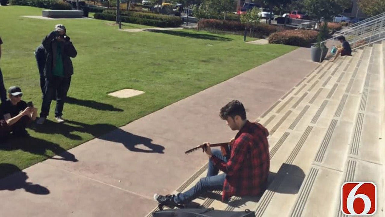 Tulsa City Councilor Aims To Change Street Performer Ordinance