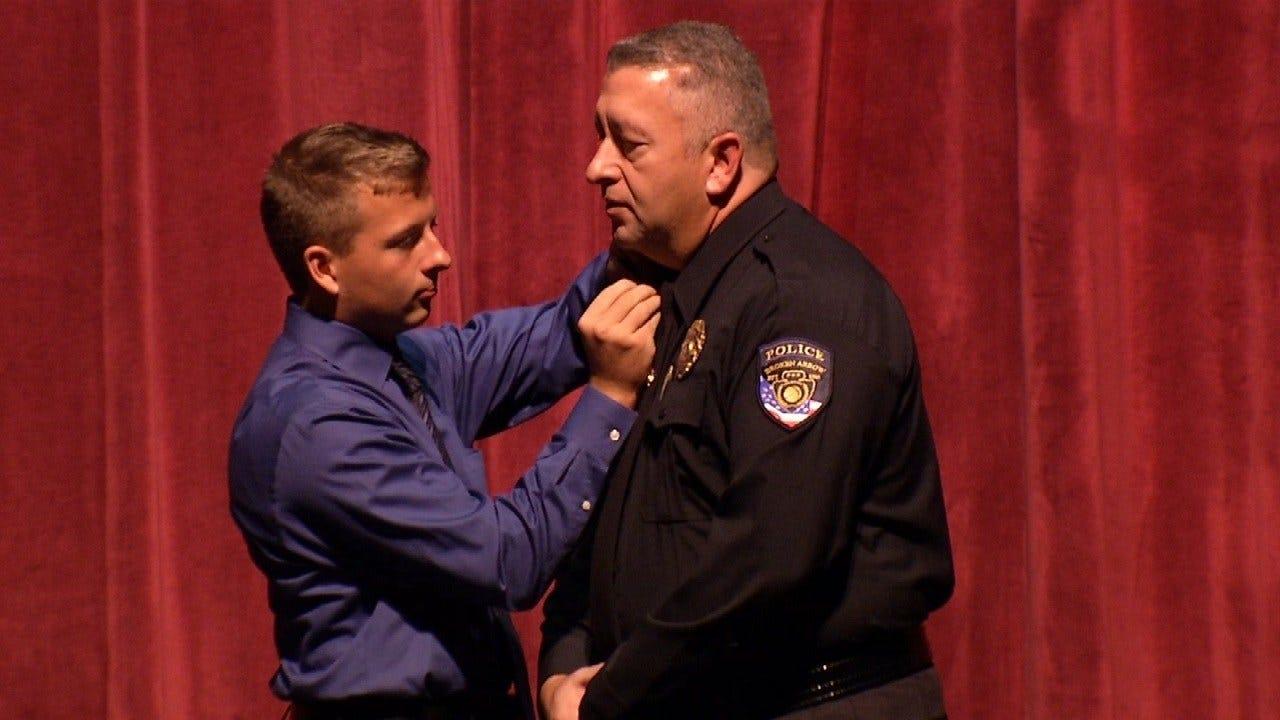 Broken Arrow Gets New Police Chief