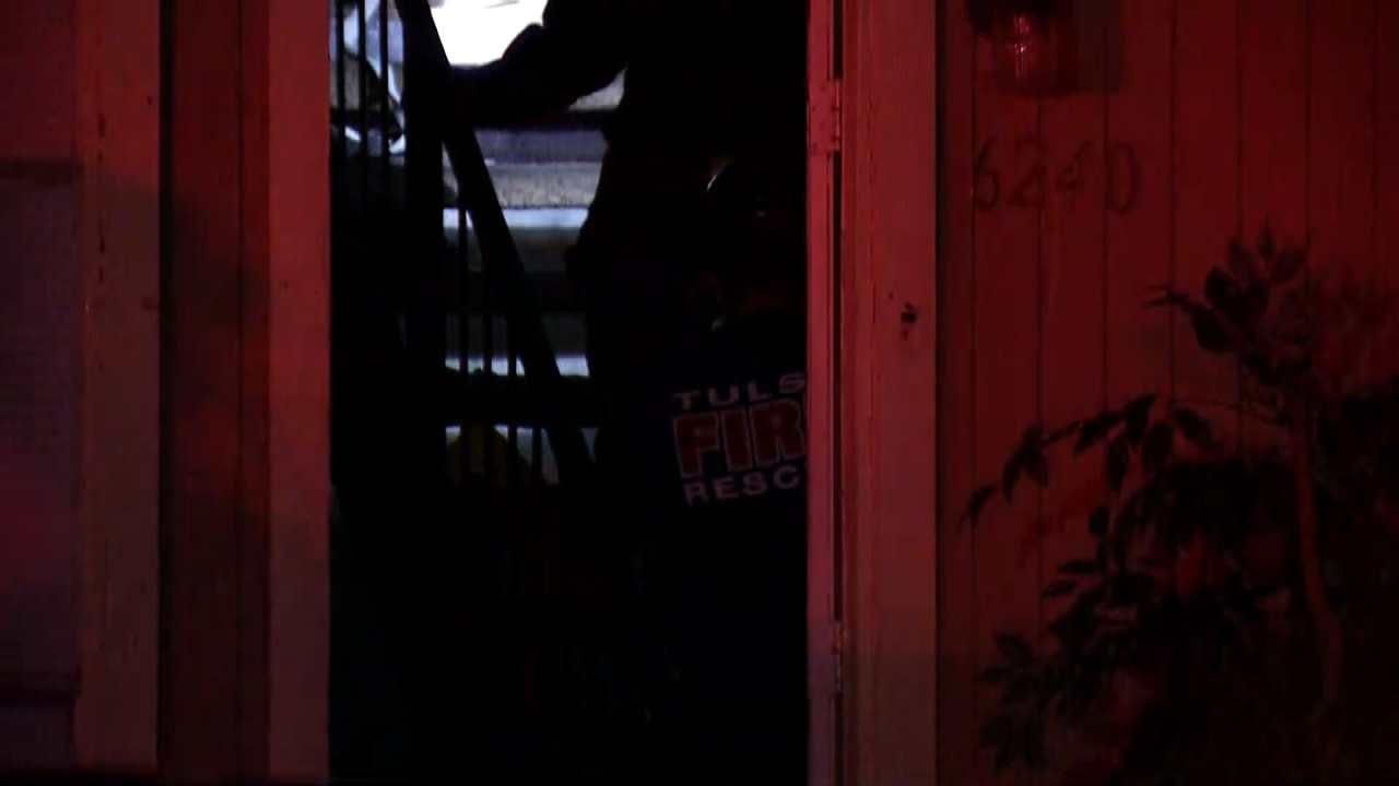 Drug Paraphernalia Found At Scene Of Tulsa Apartment Fire