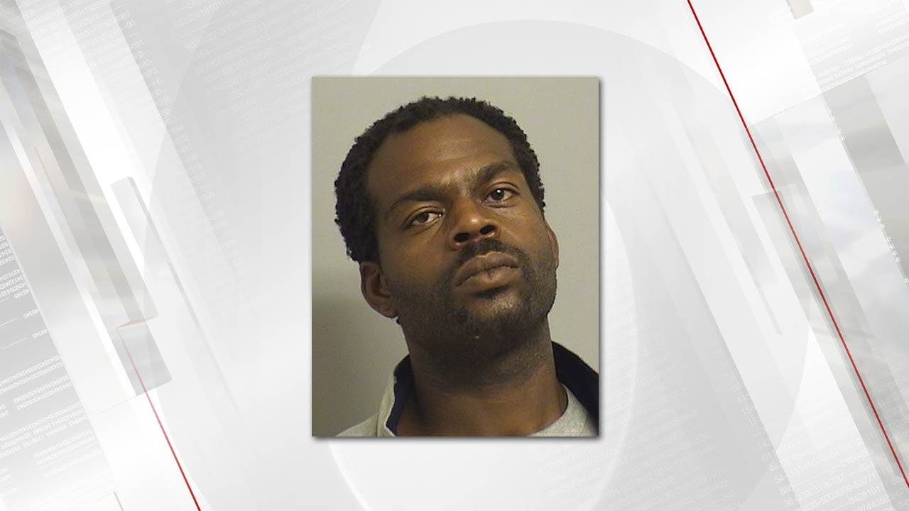 Homeless Tulsa Man Charged In Sexual Assault