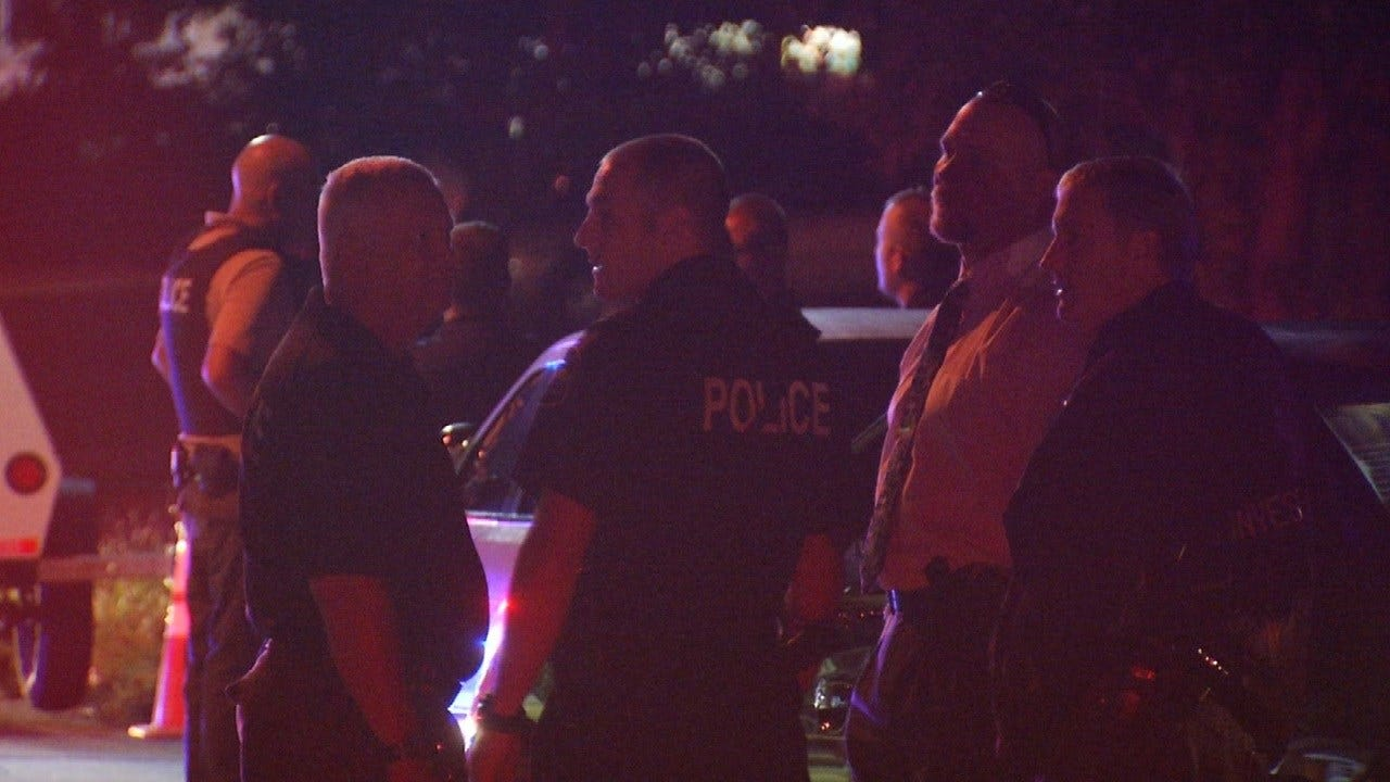 Bartlesville Woman Shot In Head During Beating Sues Officer, Department