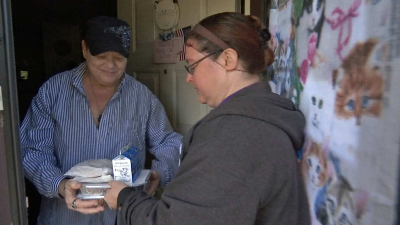 Budget Cuts Could Impact Program Delivering Meals To Tulsa Seniors