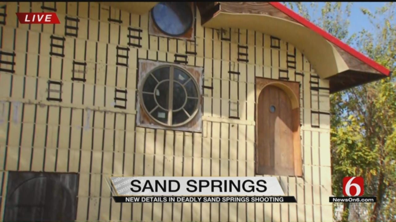 Man Arrested In Deadly Sand Springs Burglary