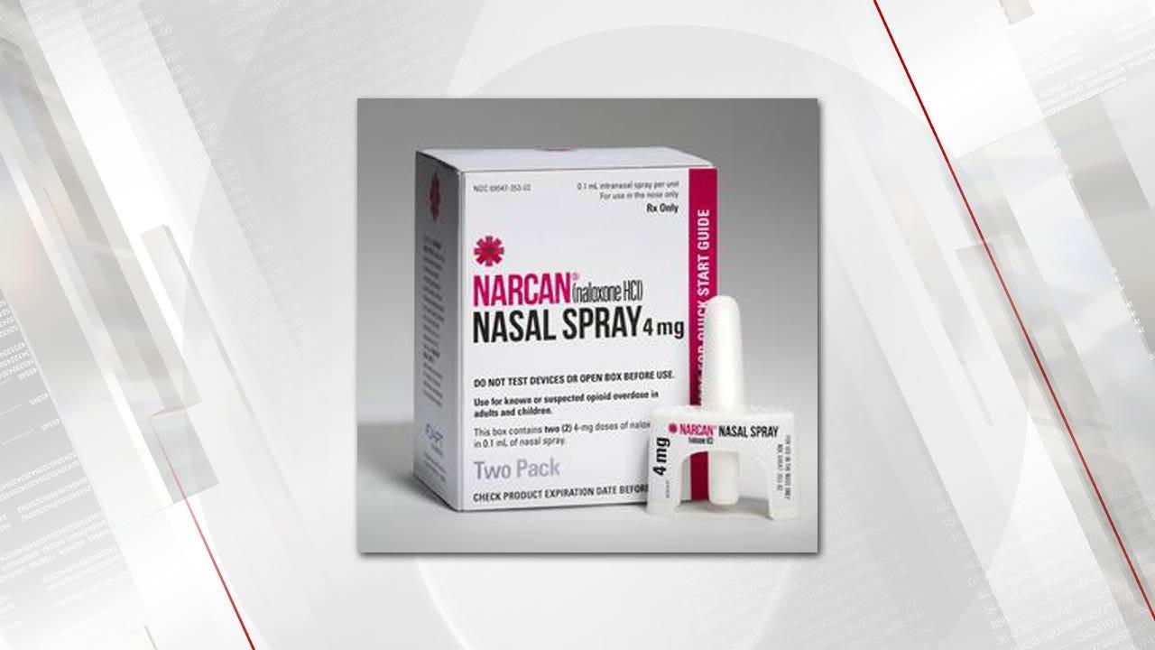 Narcan Available At Walgreens Nationwide