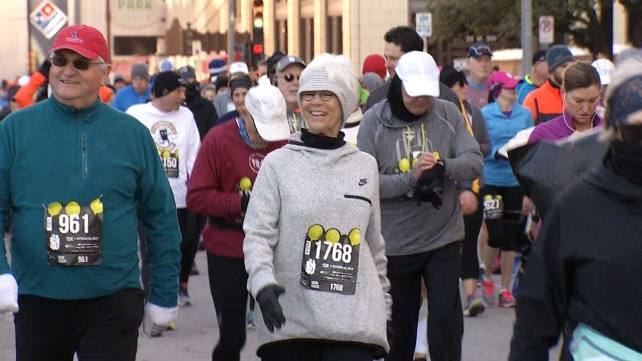 40th Time For Some Tulsa Run Participants
