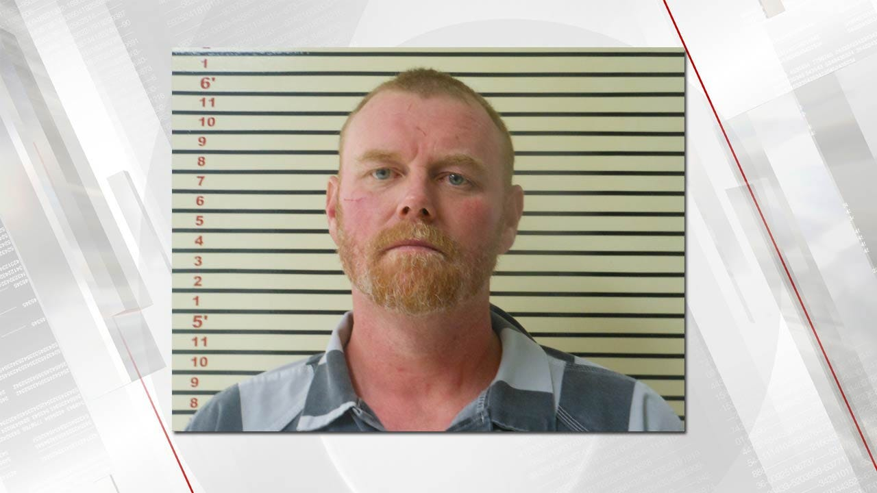 Kidnapping Suspect In Custody After Wagoner County Police Chase