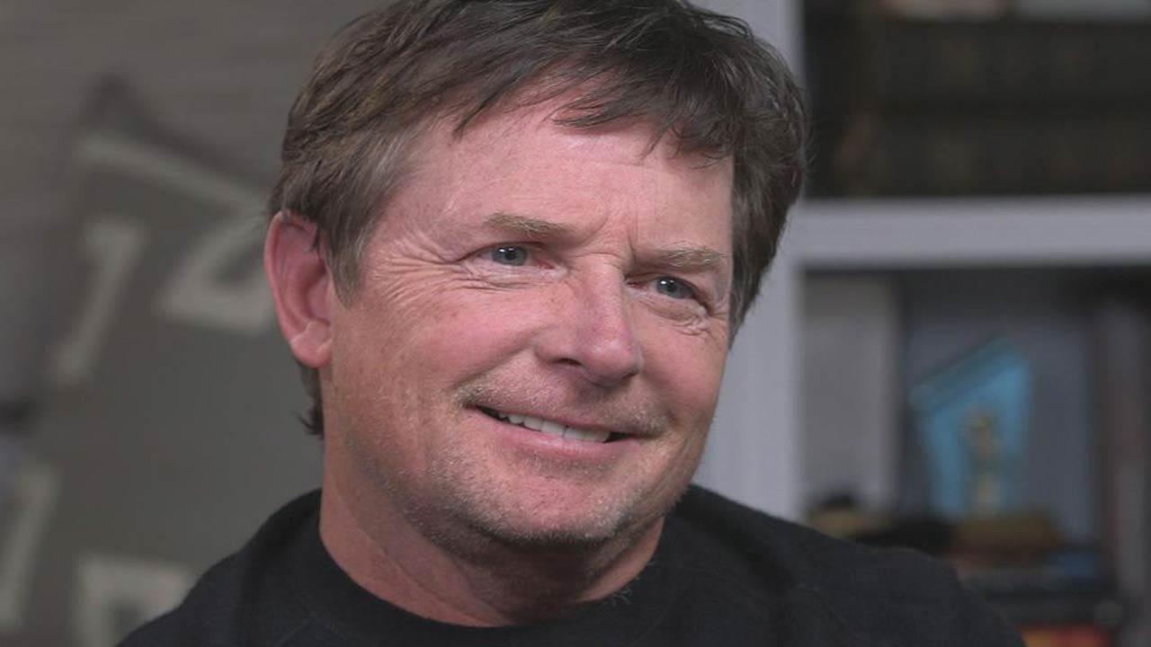 Michael J. Fox On Working Towards A Parkinson's Cure