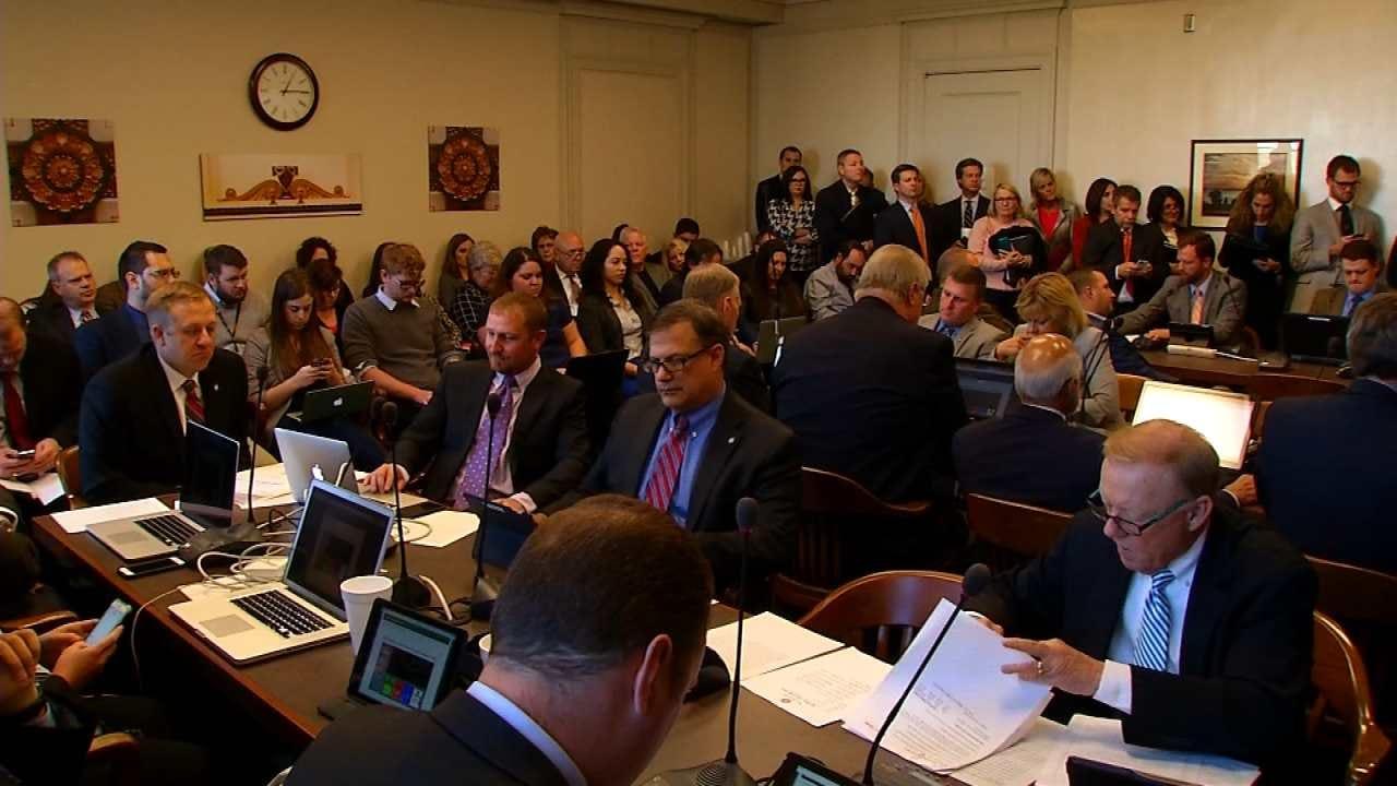 State Budget Talks At Stand Still