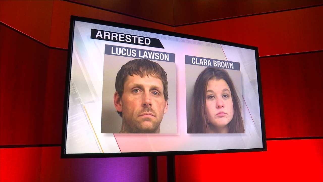 Tulsa Police Chase Lands Two In Jail