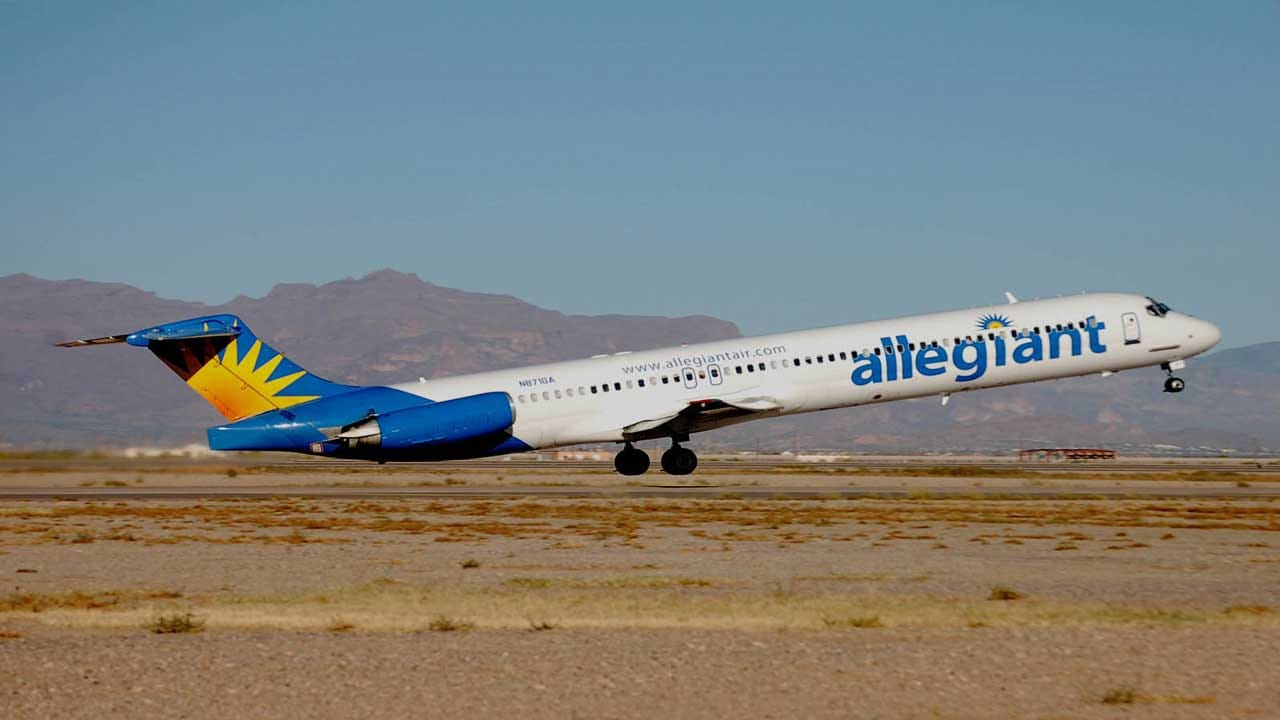 Allegiant Offers Free Flights For Families Of Mass Shooting Victims