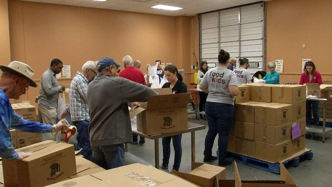 How Your Donation Helps The Community Food Bank Of Eastern Oklahoma