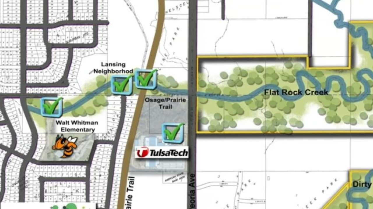 New Urban Wilderness Site Planned For North Tulsa