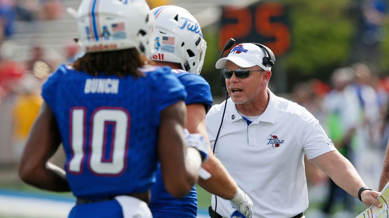 TU Looks To Bounce Back At Tulane After Tough Few Losses