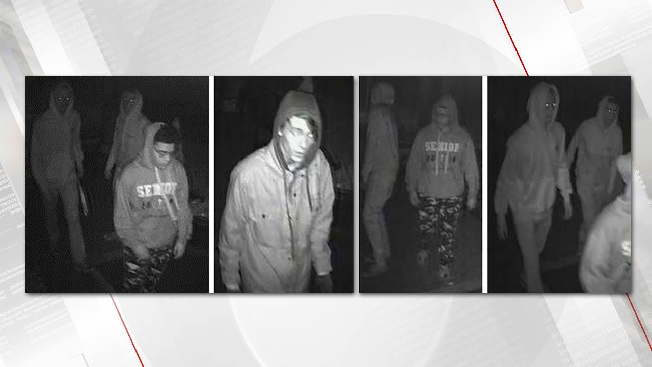 Men Steal Vehicles From Sleeping Tulsa Residents, Police Say