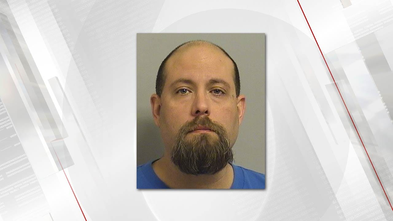 Security Guard Helps Police Catch Suspected Tulsa Burglar