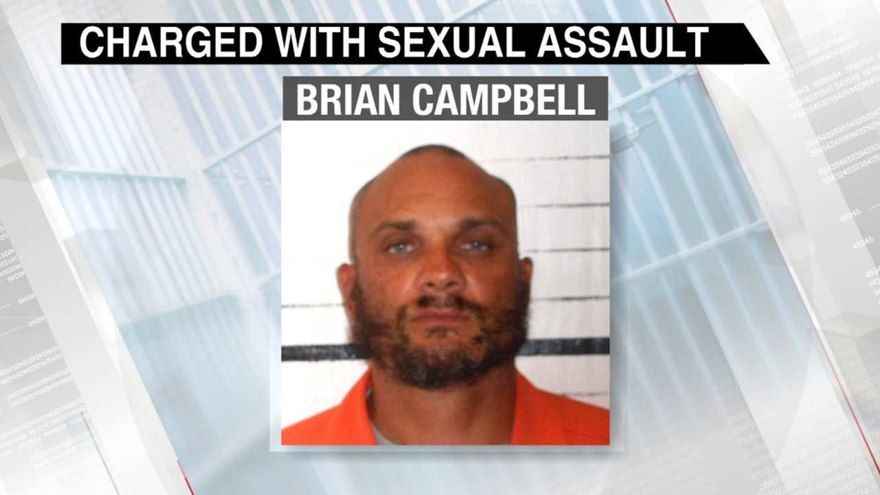 Trial Begins For Collinsville Man Accused Of Child Sexual Abuse