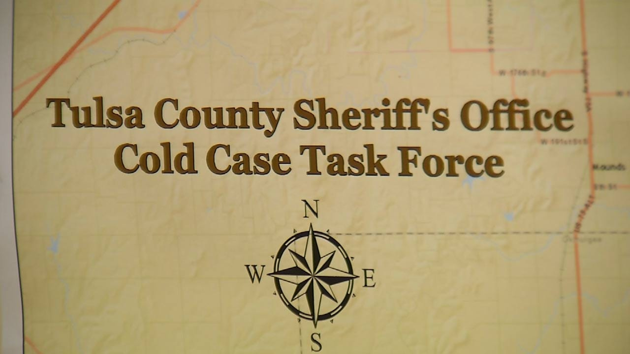 Volunteer Task Force Needs Funding To Solve Tulsa Area Cold Cases