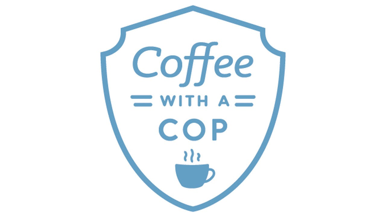 'Coffee With A Cop' Day Brings Broken Arrow Police To Starbucks