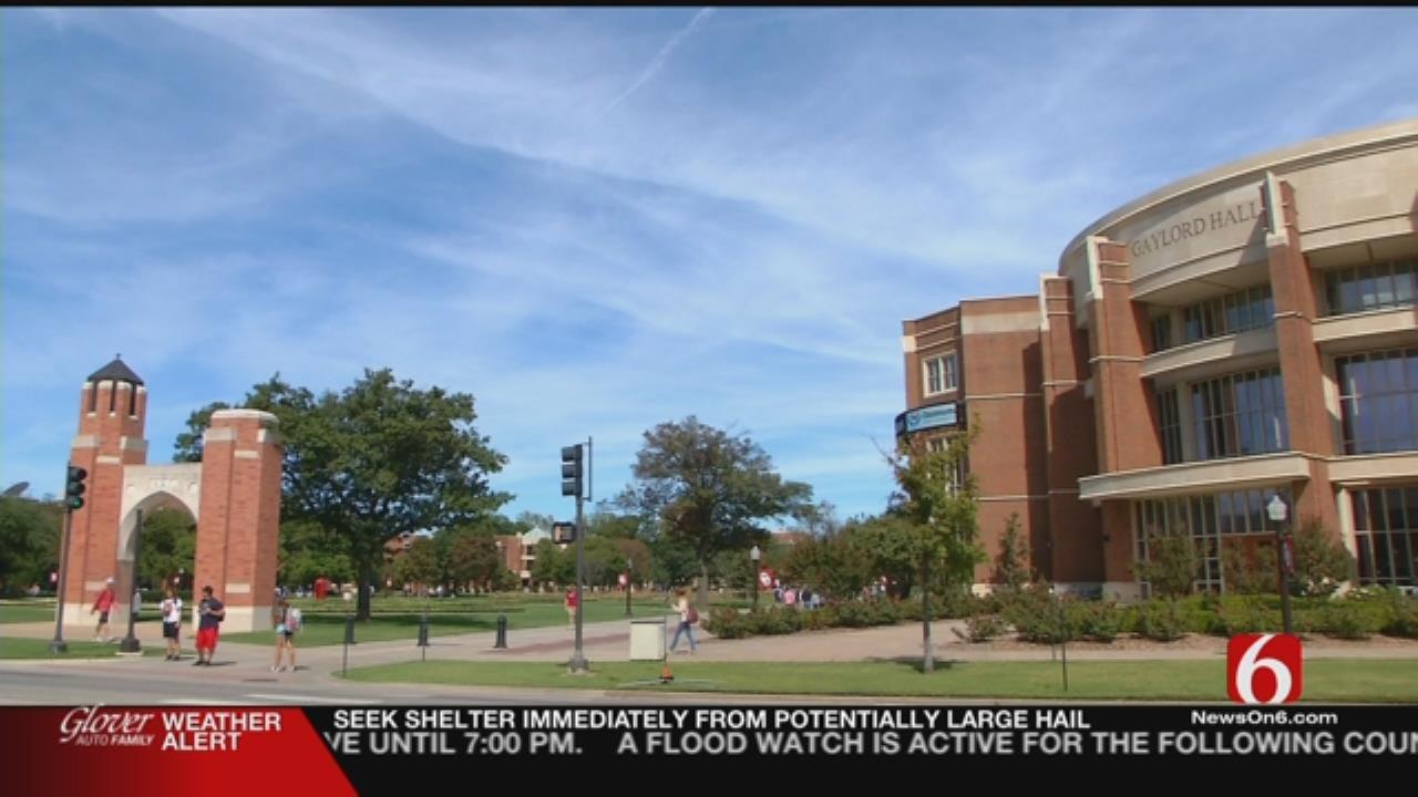 Former OU Student Files Lawsuit Against Frat For Hazing Incident