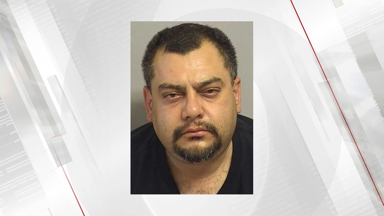 New Mexico Man Accused Of Pulling Knife On Officer Arrested In Oklahoma