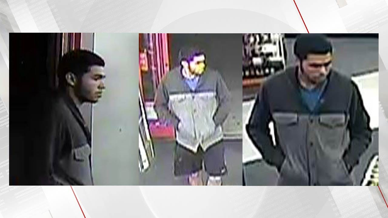 Police Seek To ID Person Of Interest In Tulsa Burglary